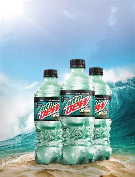 Mtn Dew Baja Blast Summer 2018 | Mtn Dew Kid