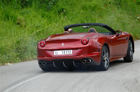 Most of these cars were of course sent to the u.s. Ferrari California T Review (2019)   Autocar
