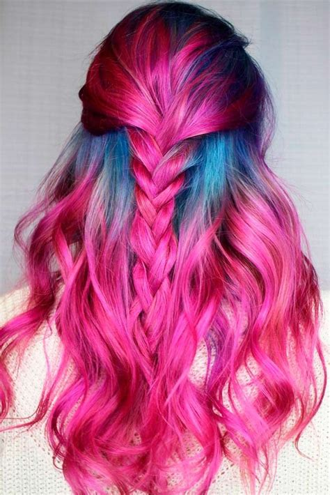 magenta hair color 25 best ideas about magenta hair on