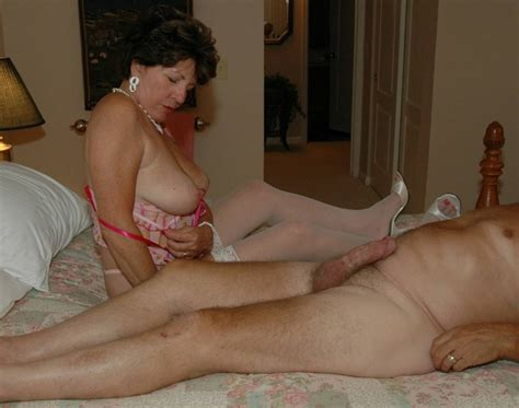 over fifty wife threesome