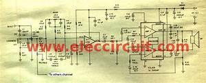 Ta7240ap Circuit