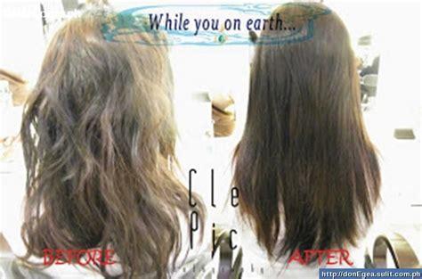 Hair Rebond Powedose Cellophane Others Philippines