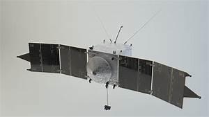 MAVEN - NASA Space Probe 3D Model | CGTrader.com