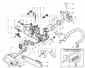 Poulan 2075c Parts List And Diagram