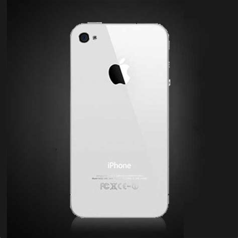 iphone back apple iphone 4s back panel white