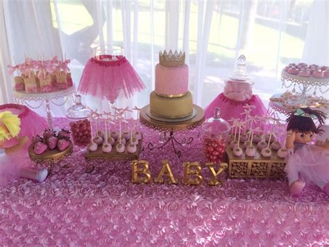 yummy baby shower cakes  girls table decorating ideas