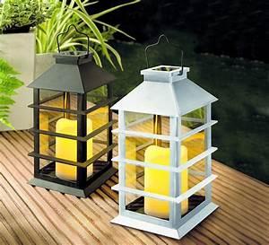 Garten Lampions Wetterfest : moderne solar laterne glas laterne wetterfest garten real ~ Frokenaadalensverden.com Haus und Dekorationen
