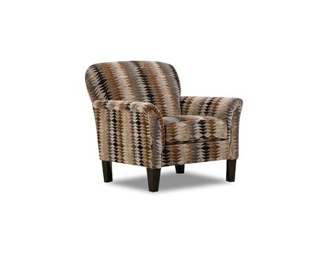 simmons upholstery multicolor editor burlap accent chair