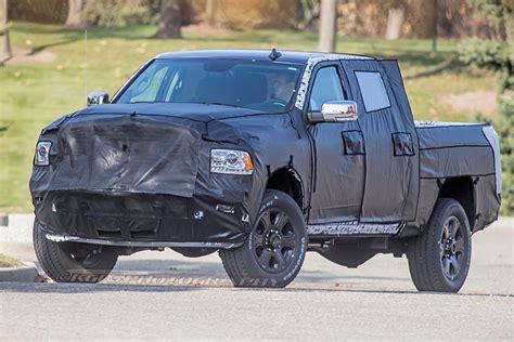 Dodge Midsize Truck 2020 by 2020 Ram Heavy Duty Truck Sighting