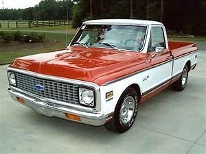 1972 Chevrolet Cheyenne Truck