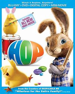 Hop DVD Release Date March 23, 2012
