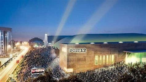inauguration du palais 12 la plus grande salle de concerts de la capitale