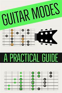 Guitar Modes  U2013 A Practical Guide To Modal Shapes