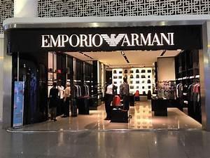 Emporio Armani Store  Hainan Airport  China