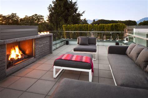 top decks in modern roof top deck