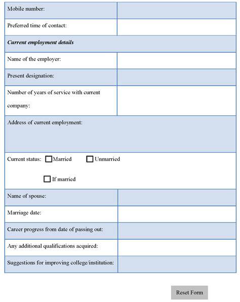 company registration form ghana form company registration form