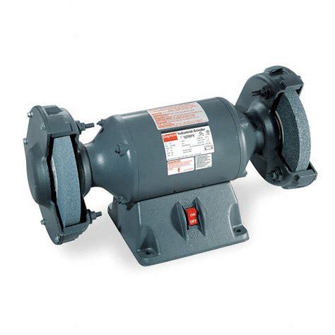 dayton bench grinder dayton heavy duty bench grinder 115v 3 4 hp 3600 max
