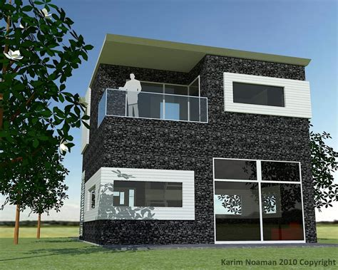 architecture simple house designs simple modern house design by knoaman on deviantart