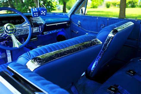 chevrolet impala custom engraved interior trim lowrider