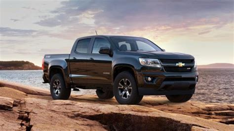 2018 Chevy Colorado Z72 With Improved Features And