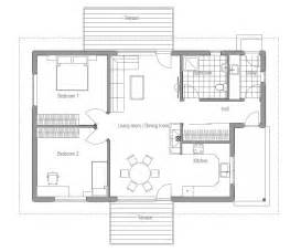 small two house floor plans gallery for gt small simple house plan