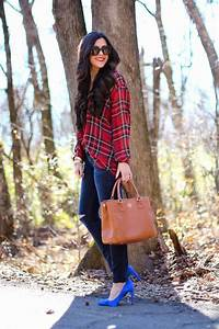 50 Cute Flannel Outfit Ideas for Fall 2014 | StayGlam