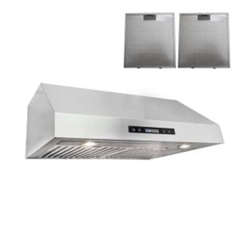 Ductless Cabinet Range by Cosmo 30 In Ductless Cabinet Range In
