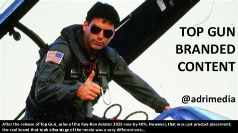 best gun brand top gun branded content escp talk quot brands vs publishers