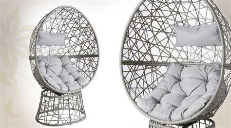 siege oeuf pas cher fauteuil oeuf pivotant contemporain avec coussins d 39 assise
