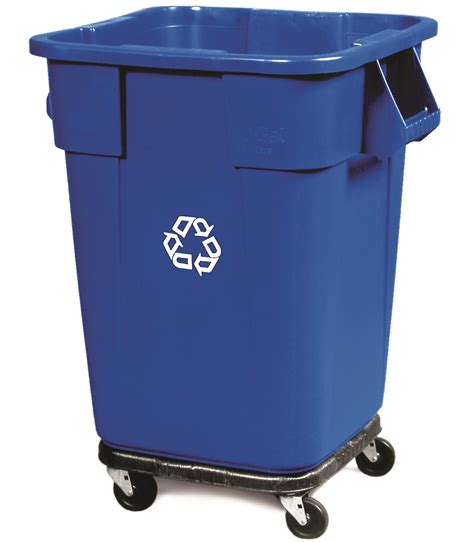 Buy Brute 40 Gallon Square Recycling Containers Online