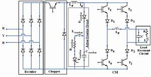 Load Resonant Current Source Inverter Circuits With Two