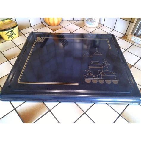 thermoplongeur cuisine plaque de protection pour feux à gaz noir sérigaphie pots