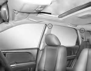 airbag deployment 1997 kia sportage transmission control kia sportage airbags advanced supplemental restraint system knowing your vehicle kia