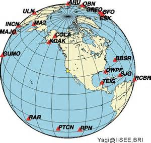 Ohio Earthquake Fault Line Map