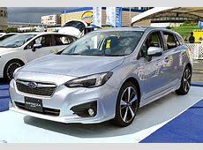 スバル インプレッサ スポーツ プロトタイプ 銀 Subaru Impreza Sport prototype