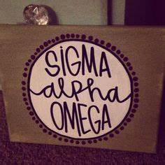1000 images about big little ideas on pinterest big With sigma alpha omega letters