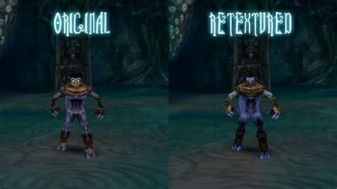 Legacy Of Kain Soul Reaver Retexturation Project