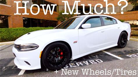 How Much Does A Dodge Hellcat Cost by How Much Did My My Pack Cost Hellcat Wheels