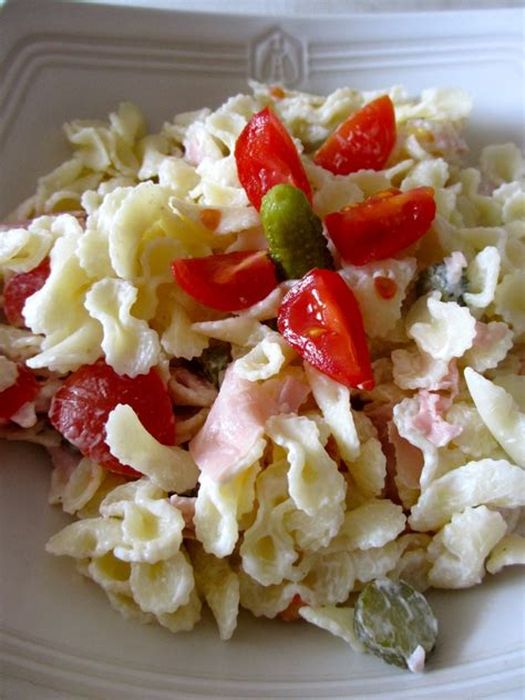 salade de p 226 tes au jambon et tomates cerises diet d 233 lices recettes diet 233 tiques