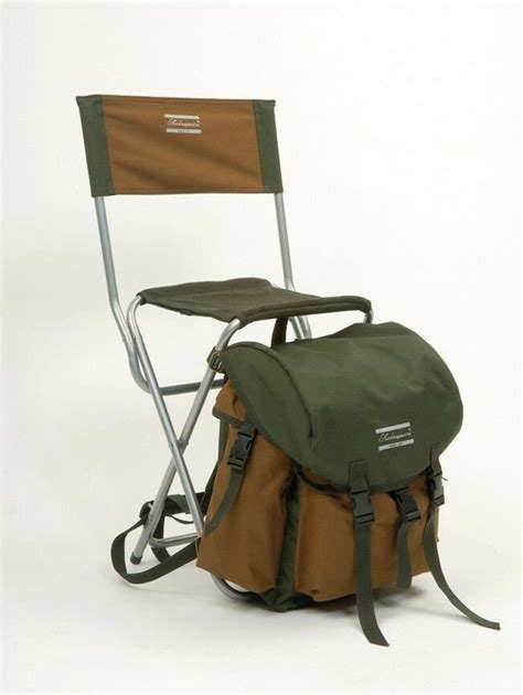 Stool Backpack - shakespeare backpack stool chair rucksack fishing walking