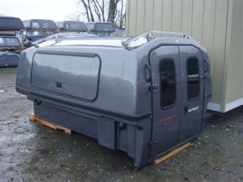 Custom Boat Covers Chilliwack by New And Used Truck Canopies For Sale In Chilliwack