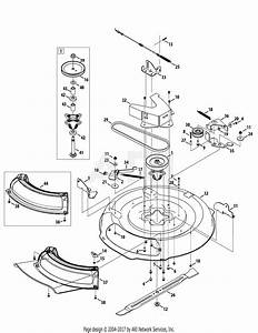 34 Troy Bilt Lawn Mower Belt Diagram
