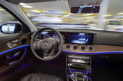 daimler  bosch create automated valet parking carscoops