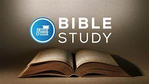 Book Of Romans ... Bible Study