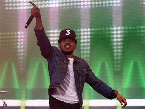 Chance The Rapper Says Grammys Should Nominate