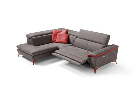 Divani E Divani Relax by Divano Relax King Size Con Recliner Elettrico Sofa Club