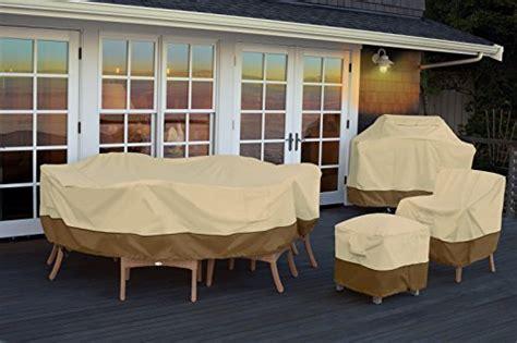 classic accessories veranda oval rectangular patio table