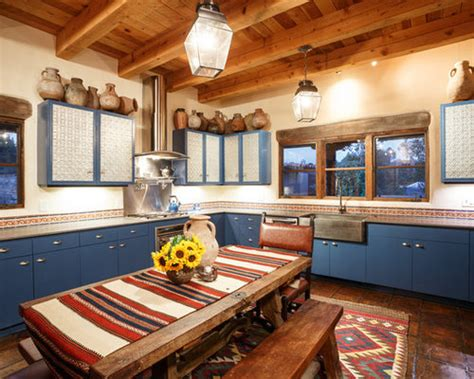 santa fe interior design home design ideas pictures
