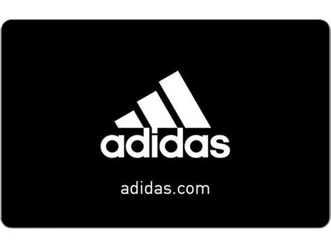 Search for adidas credit card. Adidas $50 Gift Card (Email Delivery) - Newegg.com