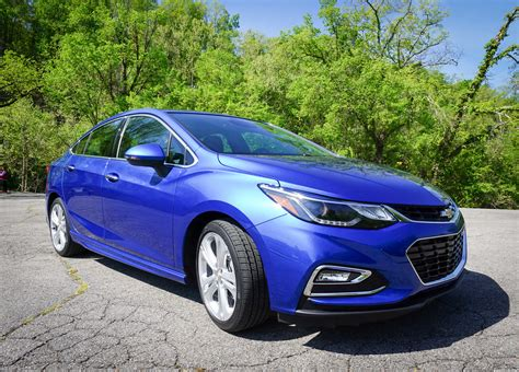 First Drive Review 2016 Chevrolet Cruze